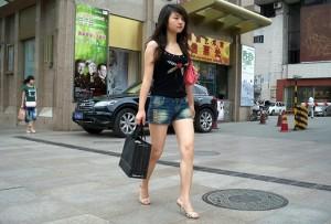 Как на мнение китайцев влияет ваш внешний вид