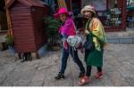 Как одеваются в Китае