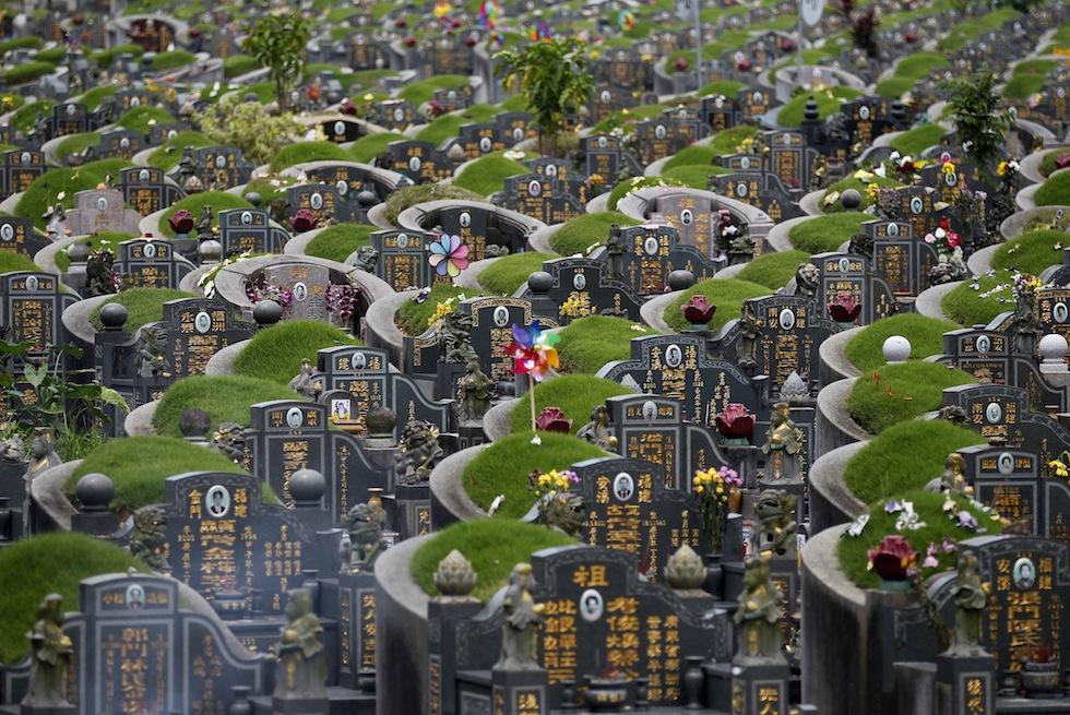 Как похоронные традиции в Китае стали экологически чистыми