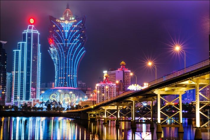Как развивается игорный бизнес в Китае