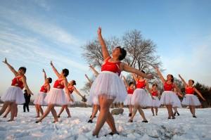 Как развивается зимний спорт в КНР