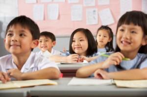 Как учатся дети в Китае
