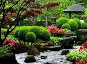 Как устроить сад в китайском стиле