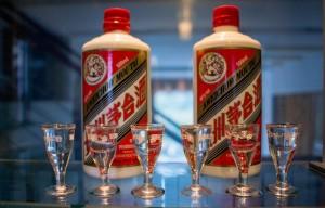 Как в Китае пьют водку