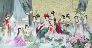 Как в древнем Китае выбирались императорские фаворитки
