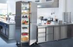 Холодильное оборудование для ресторана в Китае