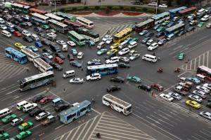 Как выжить на дорогах в Китае