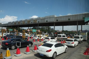 Как выжить на китайских дорогах1