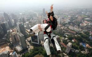 Какими видами экстремального спорта занимаются китайцы