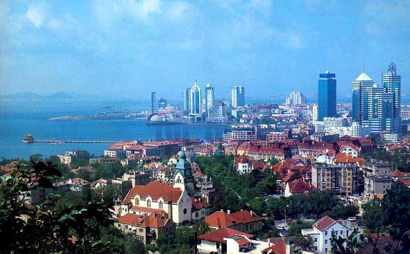 Каждый город Китая – сочетание современности и древней экзотики