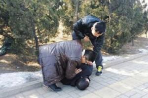 Китаец похитил незнакомку и хотел на ней жениться