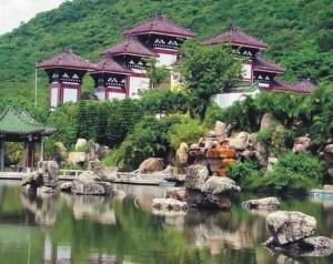 Китай - Великолепный остров Хайнань