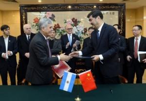 Китай и Аргентина заявили о намерении укрепить торговое сотрудничество