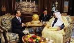 Китай участвует в политике стран ближнего востока