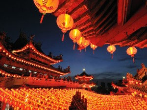 Китай. Достопримечательности