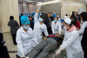 Китай наказал должностных лиц, виновных за взрыв на производстве