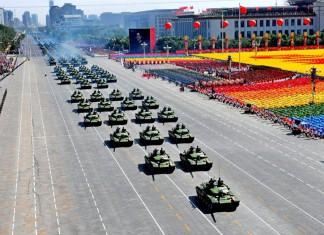 Китай обещает провести самый зрелищный военный парад в мире