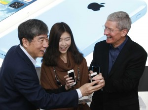 Китай обошел США по продажам iPhone1