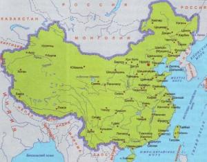 Китай определил примерный план развития на ближайшие тридцать лет