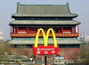 Китай остается без «Макдональдса»