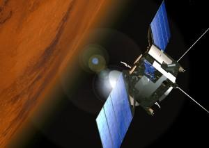 Китай планирует присоседиться к трансляции полета на Марс