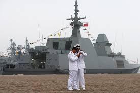 Китай планирует создать свою первую военно-морскую базу за рубежом