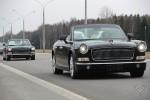 Китай подарил Белоруссии два уникальных кабриолета для военного парада