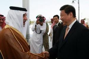 Китай поддерживает мир на ближнем востоке