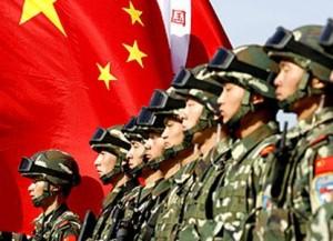 Китай поменял сроки военных сборов