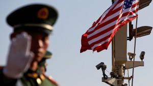 Китай призывает Соединенные штаты и другие страны прервать военные связи с Тайванем