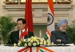 Китай провел консультацию с Индией