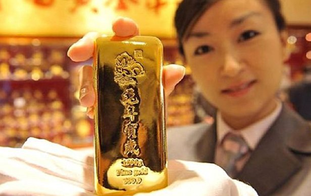 Китай шестой год становится лидером по потреблению золота