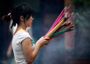 Китай – страна запахов