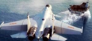 Китай удвоит количество самолетов патрулирующих морские границы