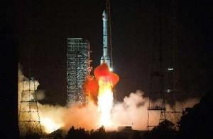 Носитель класса «Чанчжэн» вывел на околоземную орбиту спутники «Чуансинь-3», «Шиянь-7» и «Шицзянь-15»
