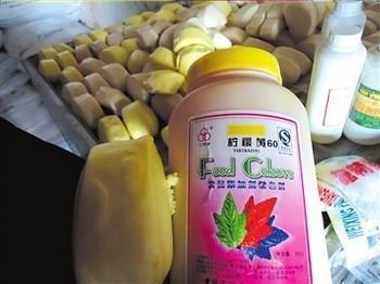 Китай запретил 13 продуктов питания