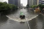 Китай затопило: под водой целые города