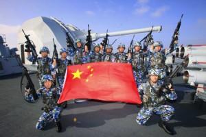 Китайская армия реализует «линию масс»