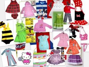 Китайская детская одежда – дешево и качественно