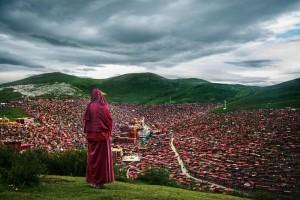 Китайская гордость – загадочный Тибет