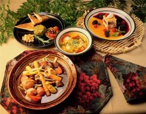Китайская кухня в разных провинциях