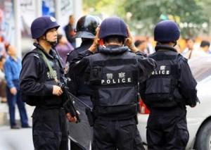 Китайская полиция нашла человека, который устроил поджог в пассажирском автобусе