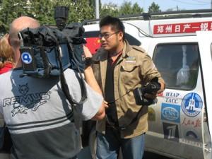 Китайская журналистика