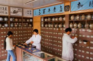 Китайские аптеки