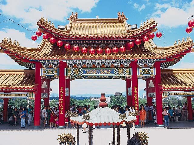 Китайские архитектурные и строительные традиции
