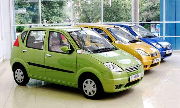 Китайские авто2