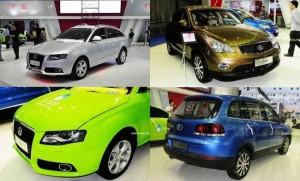Китайские автомобильные копии2