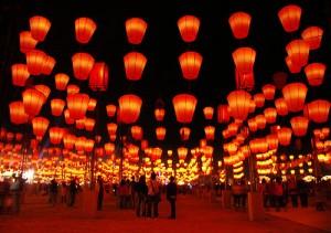 Китайские фонарики – красиво, но опасно