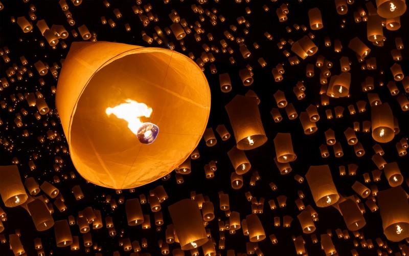 Китайские фонарики – красиво, но опасно2