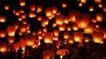 Китайские фонарики являются пожароопасными? Часть 2